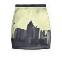 The Day Before Tomorrow Mini Skirt