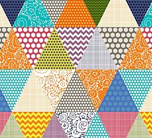 seaview beauty triangles by Sharon Turner