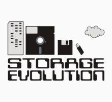 Storage evolution Kids Tee