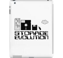 Storage evolution iPad Case/Skin