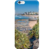 A Winters Day at Kings iPhone Case/Skin