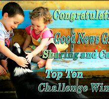 Good News Group Top Ten Banner by micklyn