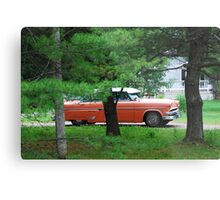 a early 50s ford Metal Print