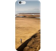 Early Morning Low Tide in the Lagoon iPhone Case/Skin