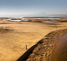 Early Morning Low Tide in the Lagoon by SeeOneSoul
