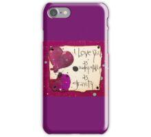 Love, Gravity  iPhone Case/Skin