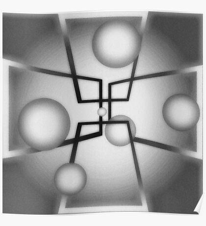 Temporal Matrix Poster