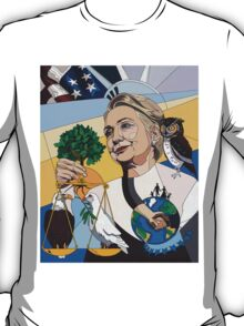 In Honor of Hillary T-Shirt