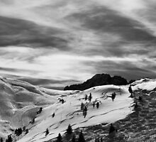 Space Mountains - Avoriaz, France - 2009 by Nicolas Perriault