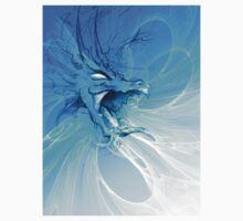 Blue dragon by Fernando Cortés