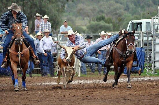 SARGE: Cowboy Up!