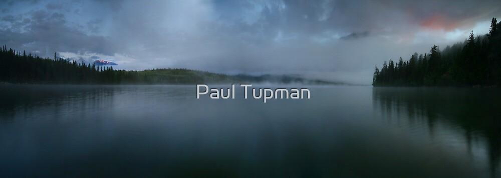 Pyramid Lake by Paul Tupman