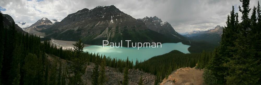 Peyto Lake by Paul Tupman