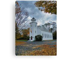 Somewhere in Washington, New Hampshire,  Canvas Print