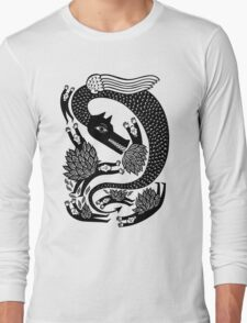 And the dragon Long Sleeve T-Shirt