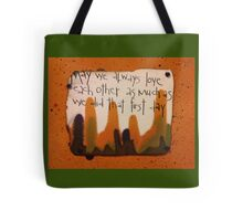 That First Day  Tote Bag