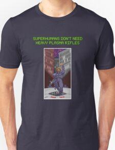 XCOM Enemy Unknown - Superhuman T-Shirt