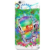 Epic Moogle Streetart Tshirts + More ' Final Fantasy ' Jonny2may iPhone Case/Skin