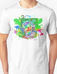 Epic Moogle Streetart Tshirts + More ' Final Fantasy ' Jonny2may T-Shirt