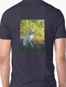 """Little Red Heeler... Unisex T-Shirt"