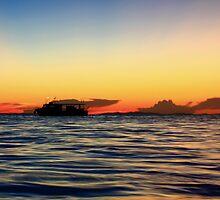 Cloud Ship by SRB1
