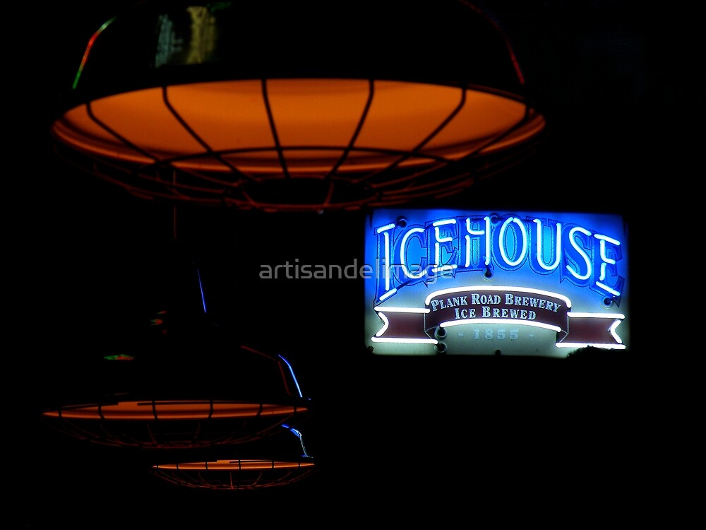 Ice House by artisandelimage
