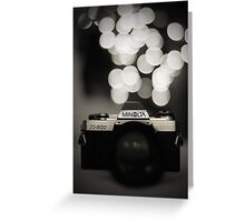 x300 Greeting Card