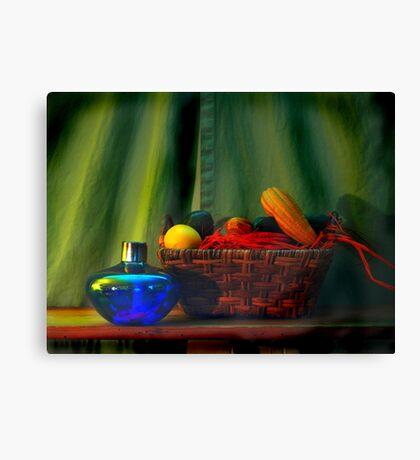 Bountiful Basket Canvas Print