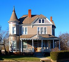 Beautiful Victorian Home in Danville by BCallahan
