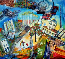 Prospects of Worthing by Pat  knight