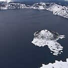 Crater Lake by Dan Janssen