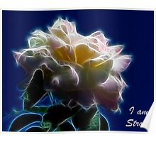 I Am Strong Poster