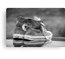 converse... Canvas Print