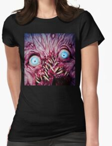 fangtooth 2 Womens Fitted T-Shirt