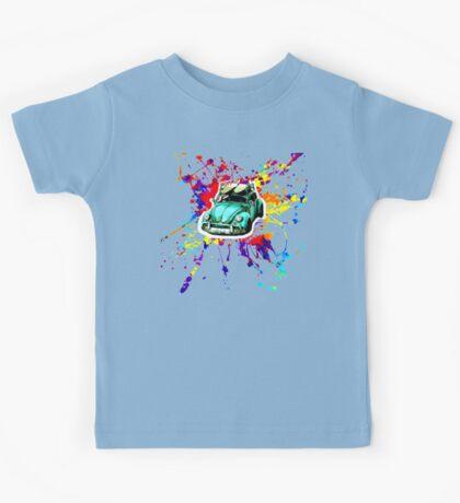 surfing t-shirt Kids Tee