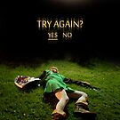 Link - Try Again? by Gabrielle Wilson
