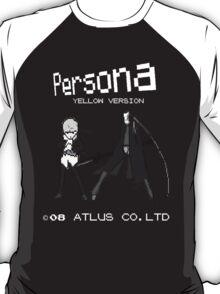 Persona Yellow Version T-Shirt