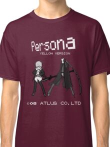 Persona Yellow Version Classic T-Shirt