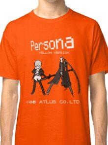 Persona Yellow Version Classic T-Shirt