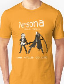 Persona Yellow Version Unisex T-Shirt