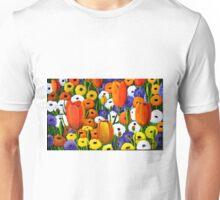 Spring Explosion  acrylic painting Unisex T-Shirt