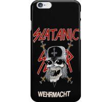 slatanic slayer fan club iPhone Case/Skin