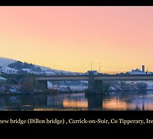 The new bridge (Dillon Bridge). by Rustyoldtown