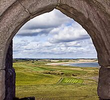 From The Castle Window by Lynne Morris