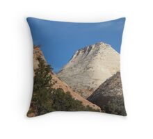Magestic Zion Throw Pillow