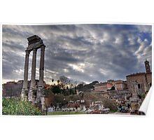 Forum Romana Poster