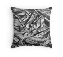 The dynamics of the instinct-reason and the prelude of the impossible thing Throw Pillow