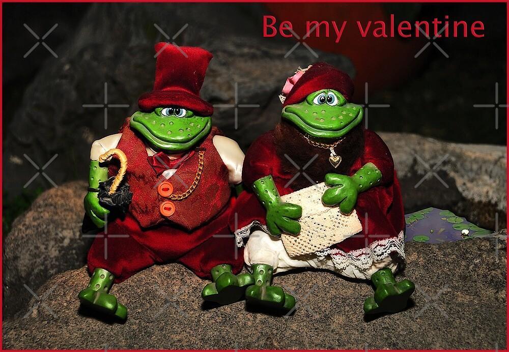 Be my Valentine by MaluC