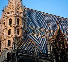 A Church in Vienna by mateo