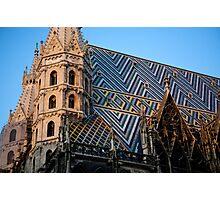 A Church in Vienna Photographic Print